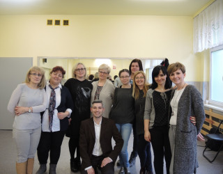 Warsztaty dla nauczycieli w Bytomiu